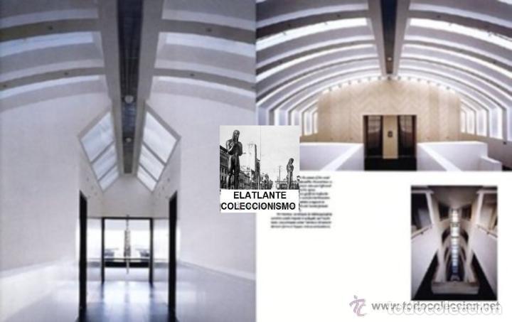 Libros de segunda mano: MARIO BOTTA - PHILLIP JODIDIO - TASCHEN - 2003 - EDICIÓN AGOTADA - NUEVO - 12 EUROS - Foto 5 - 171105450