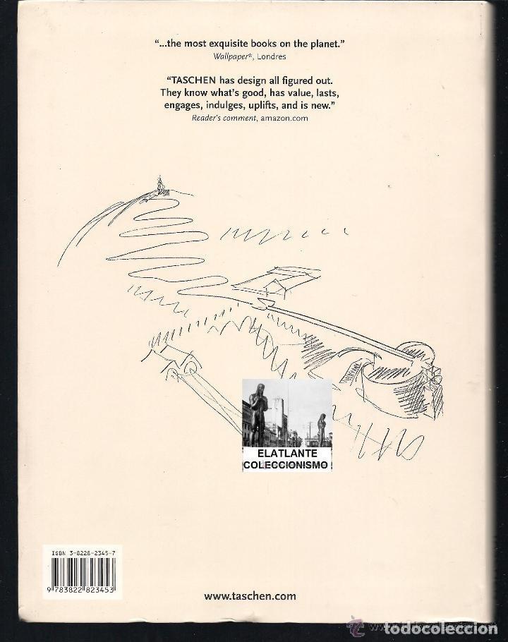 Libros de segunda mano: MARIO BOTTA - PHILLIP JODIDIO - TASCHEN - 2003 - EDICIÓN AGOTADA - NUEVO - 12 EUROS - Foto 7 - 171105450