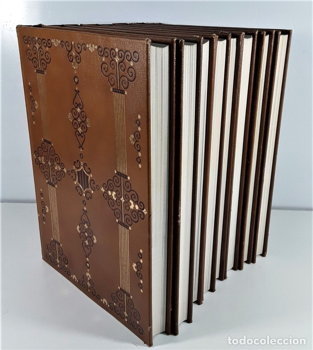 Libros de segunda mano: HISTÒRIA DE LART CATALÀ. 8 TOMOS. EDICIONS 62. BARCELONA. 1983/86. - Foto 2 - 171494475