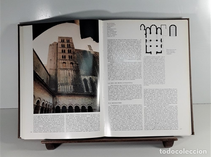 Libros de segunda mano: HISTÒRIA DE LART CATALÀ. 8 TOMOS. EDICIONS 62. BARCELONA. 1983/86. - Foto 6 - 171494475