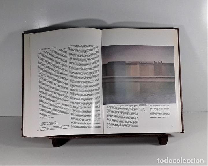 Libros de segunda mano: HISTÒRIA DE LART CATALÀ. 8 TOMOS. EDICIONS 62. BARCELONA. 1983/86. - Foto 9 - 171494475