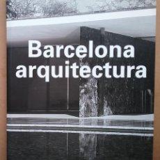 Libros de segunda mano: ARQUITECTURA BARCELONA LIBRO FOTOGRAFÍA . Lote 171540975