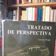 Libros de segunda mano: WRIGHT: TRATADO DE PERSPECTIVA, (EDITORIAL STYLOS, 1985).. Lote 171651823