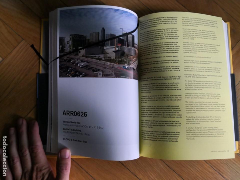 Libros de segunda mano: XI Bienal española de Arquitectura y Urbanismo. Lo próximo, lo necesario. - Foto 3 - 172028538