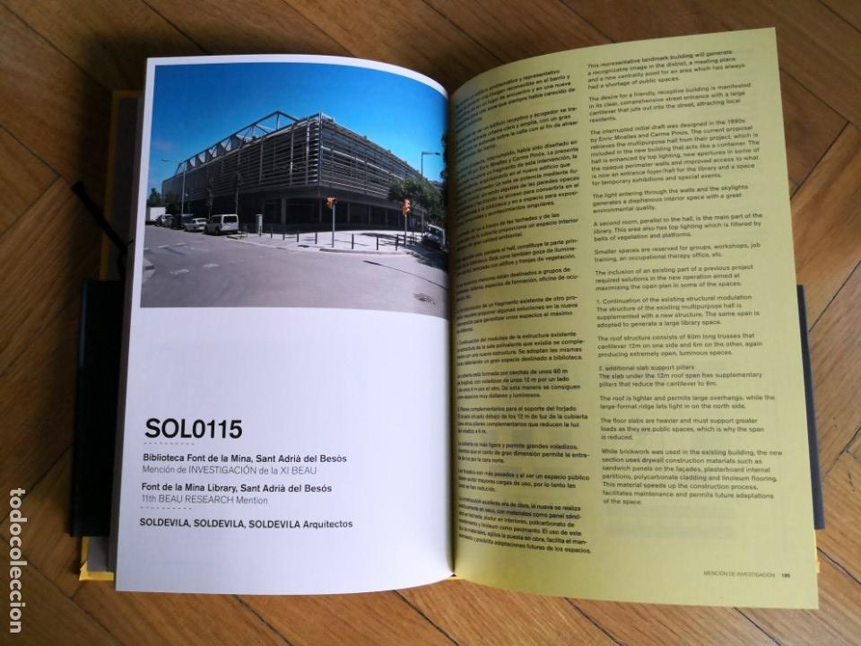 Libros de segunda mano: XI Bienal española de Arquitectura y Urbanismo. Lo próximo, lo necesario. - Foto 4 - 172028538