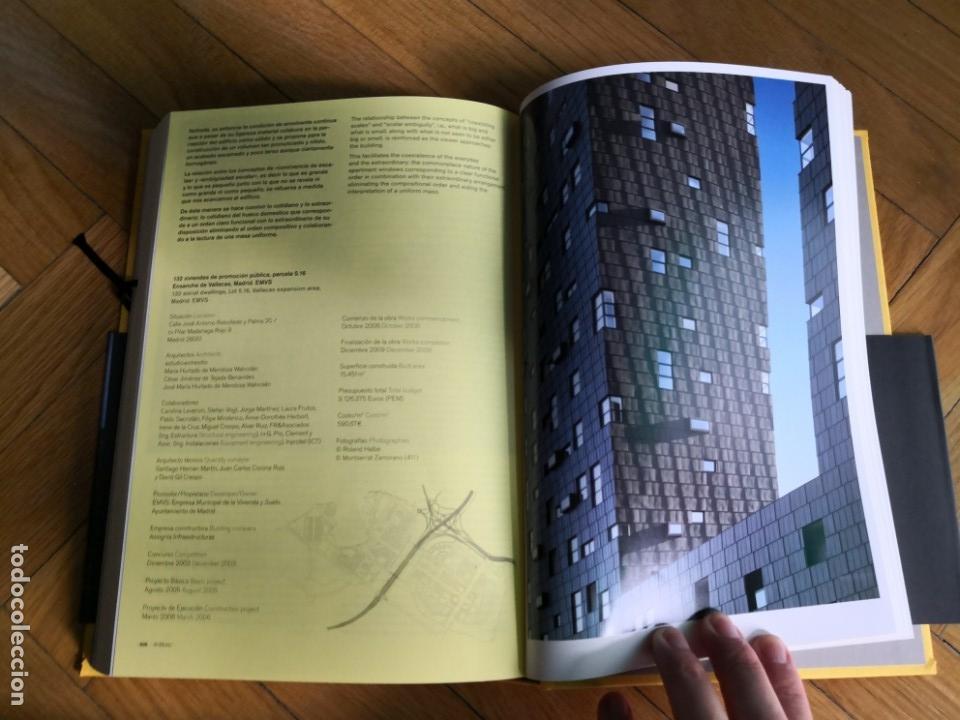Libros de segunda mano: XI Bienal española de Arquitectura y Urbanismo. Lo próximo, lo necesario. - Foto 5 - 172028538