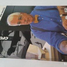 Libros de segunda mano: 1997 - EL CROQUIS. REVISTA DE ARQUITECTURA. NÚMERO 83: PETER EISENMAN. Lote 172625120