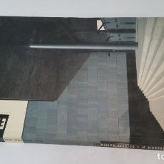 Libros de segunda mano: 1991 - EL CROQUIS. REVISTA DE ARQUITECTURA. NÚMERO 51: BONEL / GIL / RIUS.... Lote 172626628