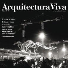 Libros de segunda mano: ARQUITECTURA VIVA 89 90 MADRID EN OBRAS PROYECTOS METROPOLITANOS Y PROPUESTAS OLÍMPICAS III-VI 2003. Lote 172761780