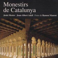 Libros de segunda mano: MONESTIRS DE CATALUNYA. Lote 173515082