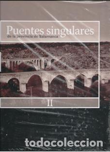 PUENTES SINGULARES DE LA PROVINCIA DE SALAMANCA II. VARIOS AUTORES. (Libros de Segunda Mano - Bellas artes, ocio y coleccionismo - Arquitectura)