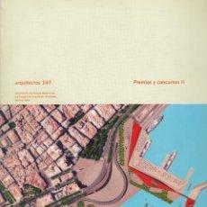 Libros de segunda mano: ARQUITECTOS. Nº. 147 (1998). REVISTA DEL CONSEJO SUPERIOR DE ARQUITECTOS DE ESPAÑA. MÁS NÚMEROS. . Lote 173899390