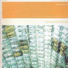 Libros de segunda mano: ARQUITECTOS. Nº. 164. REVISTA DEL CONSEJO SUPERIOR DE ARQUITECTOS DE ESPAÑA. MÁS NÚMEROS. . Lote 173900680