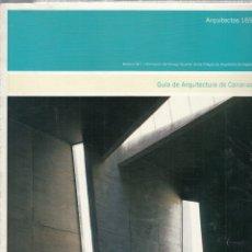 Libros de segunda mano: ARQUITECTOS. Nº. 169. REVISTA DEL CONSEJO SUPERIOR DE ARQUITECTOS DE ESPAÑA. MÁS NÚMEROS. . Lote 173900860