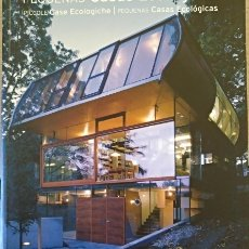 Libros de segunda mano: PEQUEÑAS CASAS ECOLOGICAS. PICCOLE CASE ECOLOGICHE. PEQUENAS CASAS ECOLOGICAS.. Lote 173773973