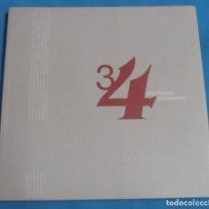 Libros de segunda mano: 34 ARQUITECTOS PONTEVEDRA. Lote 174190722