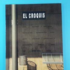 Libros de segunda mano: REVISTA DE ARQUITECTURA EL CROQUIS Nº 31 DICIEMBRE 1987 144 PAGINAS 34 X 24 CM. Lote 175042800