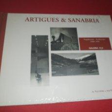Libros de segunda mano: ARTIGUES & SANABRIA ARQUITECTURA 1980-1995. Lote 175236122