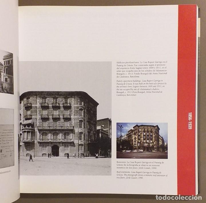 Libros de segunda mano: Barcelona contemporánea. 1856 – 1999. Español & English. 24 cm. CCCB. Ilustrado!! Muy buen estado - Foto 2 - 175506933