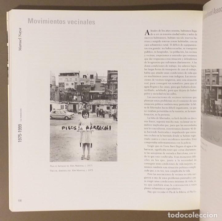 Libros de segunda mano: Barcelona contemporánea. 1856 – 1999. Español & English. 24 cm. CCCB. Ilustrado!! Muy buen estado - Foto 5 - 175506933