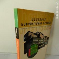 Libros de segunda mano: QUADERNS D'ARQUITECTURA I URBANISME N 211 LIBRO DE ARQUITECTURA. Lote 205383953
