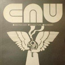 Libros de segunda mano: CAU 04 4 - REVISTA CONSTRUCCIÓN, ARQUITECTURA, URBANISMO 1970. Lote 176175812