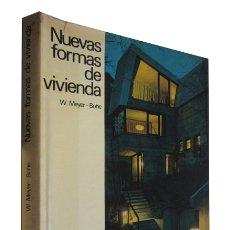 Libros de segunda mano: 0030825 NUEVAS FORMAS DE VIVIENDA. CASAS EN LADERA, CASAS CON PATIO Y CASAS ESCALON.... Lote 176296180