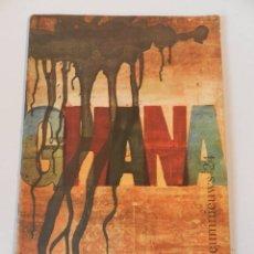 Libros de segunda mano: LINOLEUM KROMMENIE NIEUWS 24 1964 REVISTA DISEÑO DECORACIÓN Y ARQUITECTURA , AFRICA GHANA. Lote 176542540