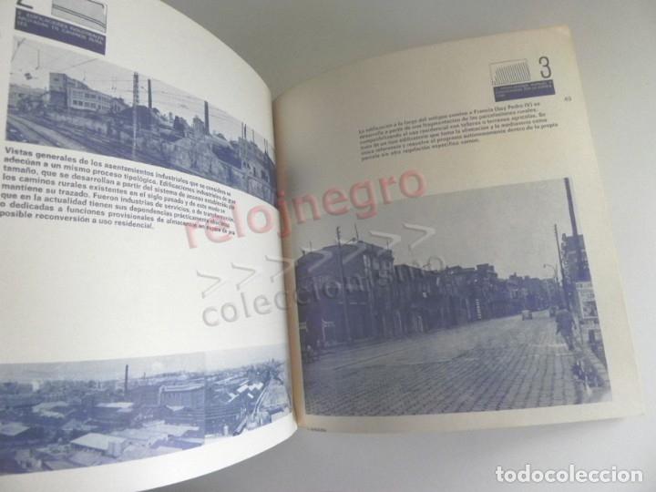 Libros de segunda mano: BARCELONA REMODELACIÓN CAPITALISTA O DESARROLLO URBANO EN EL SECTOR DE LA RIBERA OR. LIBRO URBANISMO - Foto 5 - 176555110