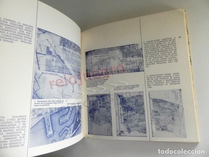 Libros de segunda mano: BARCELONA REMODELACIÓN CAPITALISTA O DESARROLLO URBANO EN EL SECTOR DE LA RIBERA OR. LIBRO URBANISMO - Foto 4 - 176555110