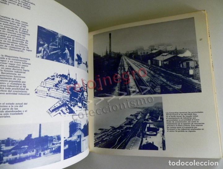 Libros de segunda mano: BARCELONA REMODELACIÓN CAPITALISTA O DESARROLLO URBANO EN EL SECTOR DE LA RIBERA OR. LIBRO URBANISMO - Foto 7 - 176555110