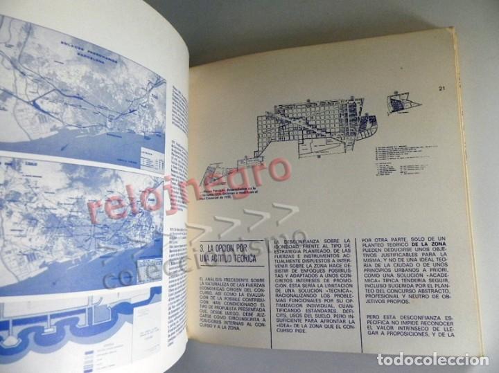 Libros de segunda mano: BARCELONA REMODELACIÓN CAPITALISTA O DESARROLLO URBANO EN EL SECTOR DE LA RIBERA OR. LIBRO URBANISMO - Foto 9 - 176555110