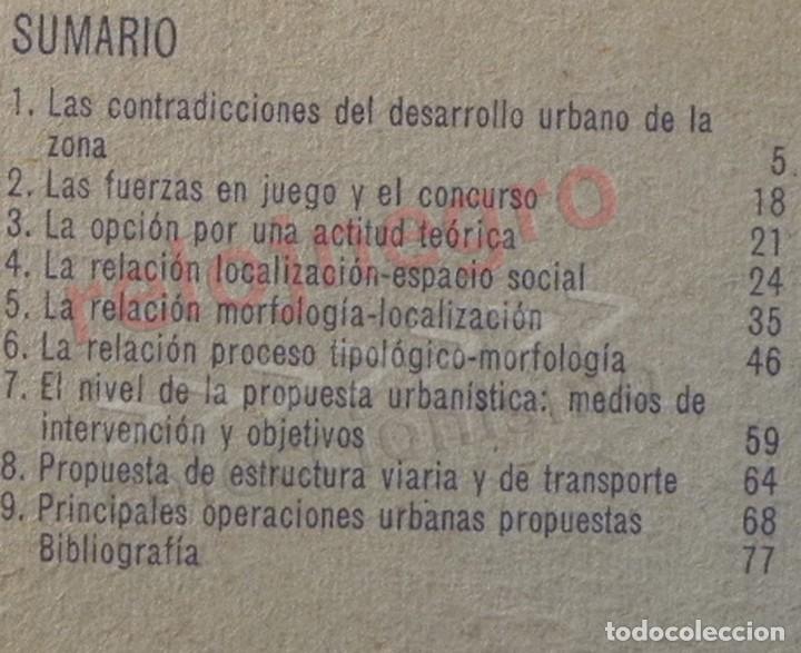 Libros de segunda mano: BARCELONA REMODELACIÓN CAPITALISTA O DESARROLLO URBANO EN EL SECTOR DE LA RIBERA OR. LIBRO URBANISMO - Foto 2 - 176555110