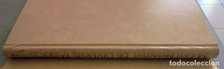 Libros de segunda mano: La arquitectura técnica en sus textos Históricos -Faventino - Edición facsímil numerada - - Foto 2 - 176577887