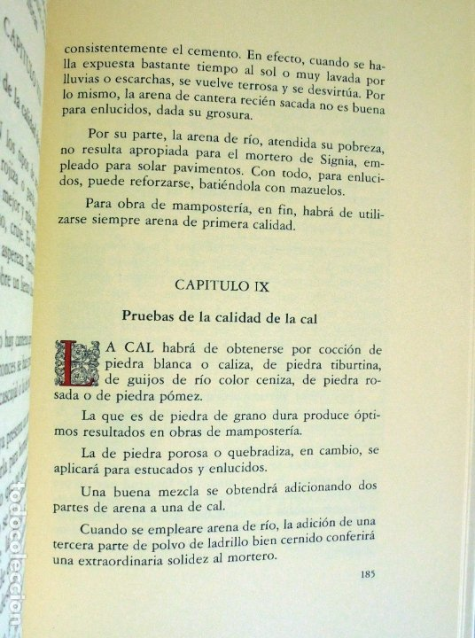 Libros de segunda mano: La arquitectura técnica en sus textos Históricos -Faventino - Edición facsímil numerada - - Foto 7 - 176577887
