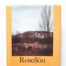 Libros de segunda mano: EUROPA ROMÁNICA: ROSELLÓN / MARCEL DURLIAT / ENCUENTRO 1988 (1ª EDICIÓN). Lote 177076598