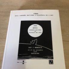 Libros de segunda mano: CEHA. Lote 177485550