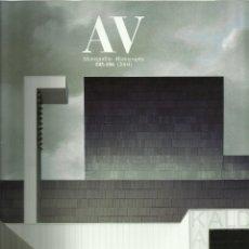 Libros de segunda mano: AV 105 - 106. ESPAÑA 2004. MONOGRAFÍAS ARQUITECTURA VIVA. Lote 178375988