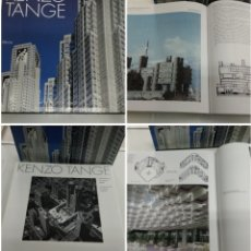 Livros em segunda mão: KENZO TANGE 1946 - 1996 ARQUITECTURA Y URBANISMO ELECTA 1996 ESTUCHE EDICIÓN LUJO EN ITALIANO INGLÉS. Lote 178717705