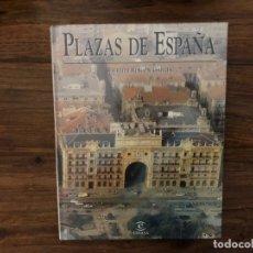 Libros de segunda mano: PLAZAS DE ESPAÑA, WIFREDO RINCÓN GARCÍA. EDITORIAL ESPASA. NUEVO . TODAVIA EMBOLSADO. Lote 178890530