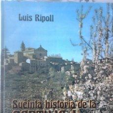 Libros de segunda mano: LUIS RIPOLL - SUCINTA HISTORIA DE LA CARTUJA DE VALLDEMOSSA. Lote 179153428