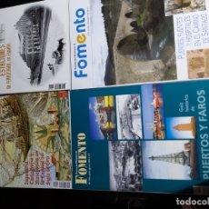 Libros de segunda mano: REVISTA MINISTERIO DE FOMENTO, ESPECIALES. Lote 180042160
