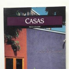 Libros de segunda mano: CASAS DE CAMPO. REVISTA DE ARQUITECTURA CASAS. ARCO COLOUR. IMPECABLE.. Lote 180511791