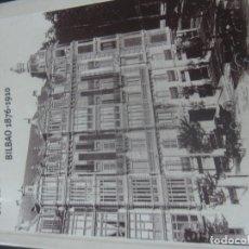 Libros de segunda mano: LOS MAESTROS DE OBRAS EN LA CONSTRUCCION DE LA CIUDAD BILBAO 1876-1910 NIEVES BASURTO FERRO 1999. Lote 180864956