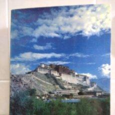 Libros de segunda mano: POTALA PALACE. BEIJING.PEKÍN 1994.ARTE-CHINA.LIBRO EN INGLÉS.1992. Lote 180998418