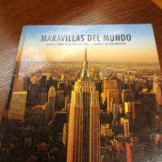 Libros de segunda mano: MARAVILLAS DEL MUNDO. GRANDES OBRAS DE LA ARQUITECTURA, EL DISEÑO Y LA CONSTRUCCIÓN - BOCCIA, BLUME. Lote 181485003