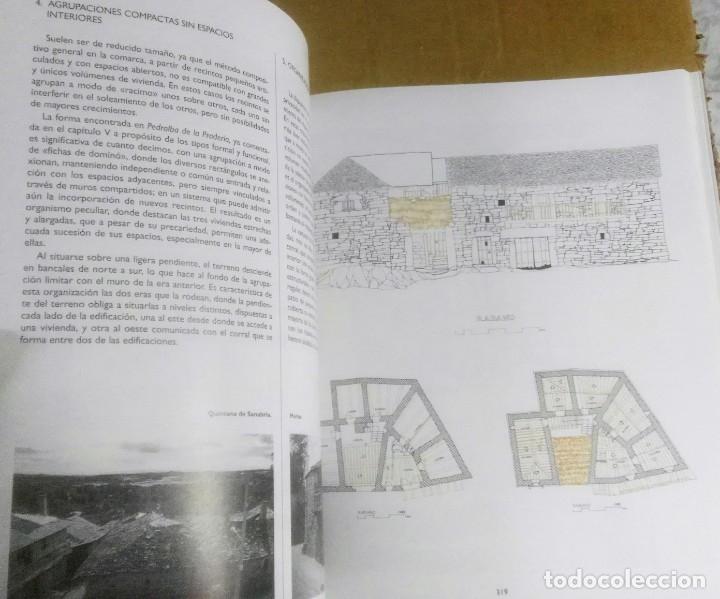 Libros de segunda mano: Juan Manuel Báez Mezquita, Arquitectura popular de Sanabria asentamientos, morfologías y tipología. - Foto 6 - 182105216