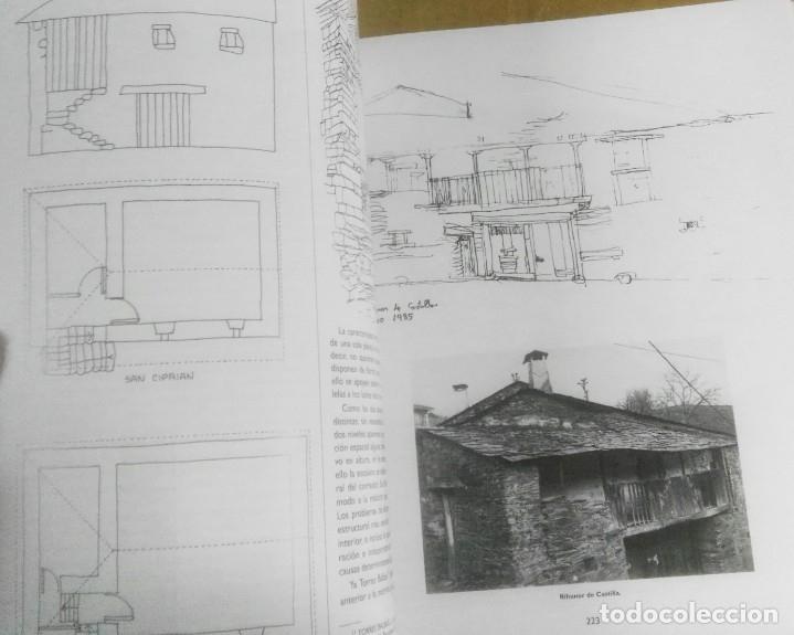 Libros de segunda mano: Juan Manuel Báez Mezquita, Arquitectura popular de Sanabria asentamientos, morfologías y tipología. - Foto 7 - 182105216