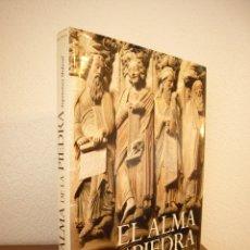 Libros de segunda mano: PAOLO PIVA: EL ALMA DE LA PIEDRA. ARQUITECTURA MEDIEVAL (LUNWERG, 2008) EXCELENTE ESTADO. RARO.. Lote 182790662