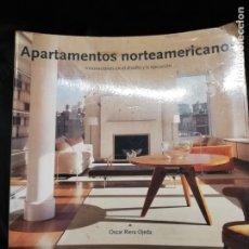 Libros de segunda mano: APARTAMENTOS NORTEAMERICANOS - ÓSCAR RIERA. Lote 182963775